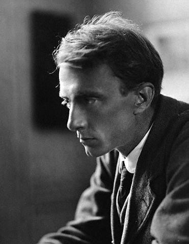 Edward Thomas, primo poeta inglese novecentesco.