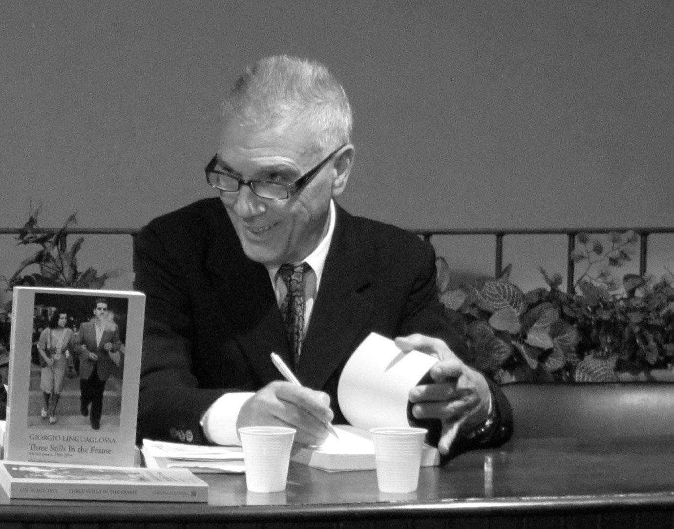 """""""Il secchio della immondizia è la mia libreria preferita"""" – intervista e inedito di Giorgio Linguaglossa"""