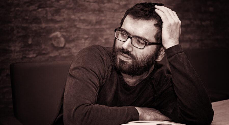 """""""L'unica vacanza è tra le righe"""" INTERVISTA ESCLUSIVA con Matteo Marchesini"""
