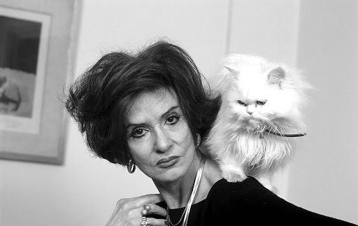 """Venus Khoury-Ghata, poetessa e scrittrice franco-libanese: """"Racconto storie nelle mie poesie, e scrivo nella poesia dei miei romanzi"""""""